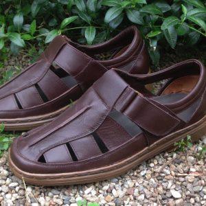Pantofi decupat piele barbati Sb.29