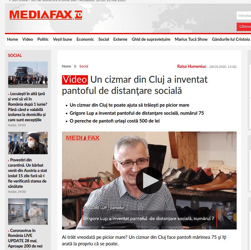 Mediafax - Axa Magnolia - Incaltaminte din piele_1