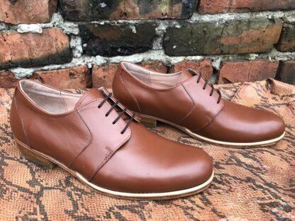Pantof piele barbati Pb169_