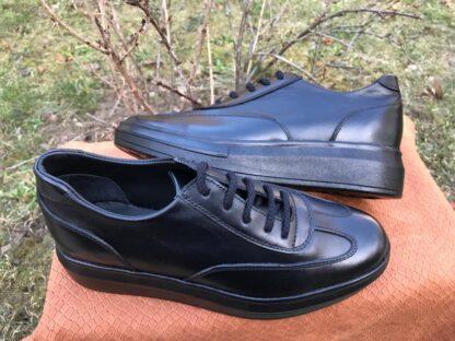 Pantofi piele casual - sport dame