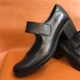 Pantofi piele cu toc Pf90