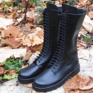 Ghete inalte cizme din piele pentru dame Gf124