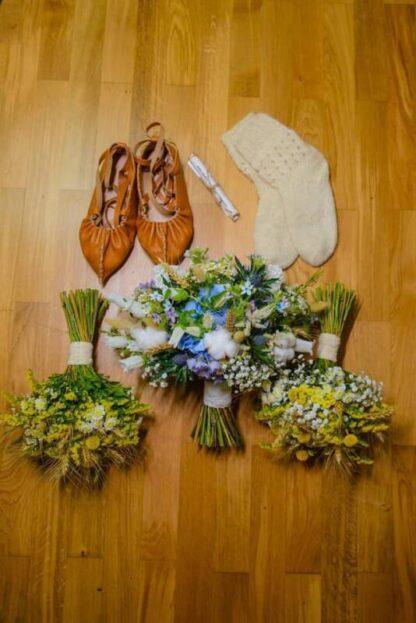 Incaltaminte pentru nunta traditionala