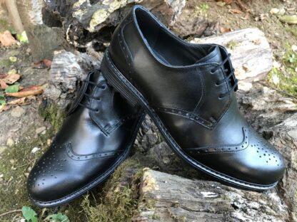 Pantof piele barbati Pb172
